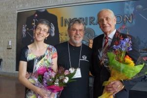 Ian and Peace Award recipients 2013
