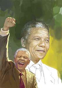 Nelson Mandela Photo (2)