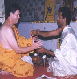 Ian in India